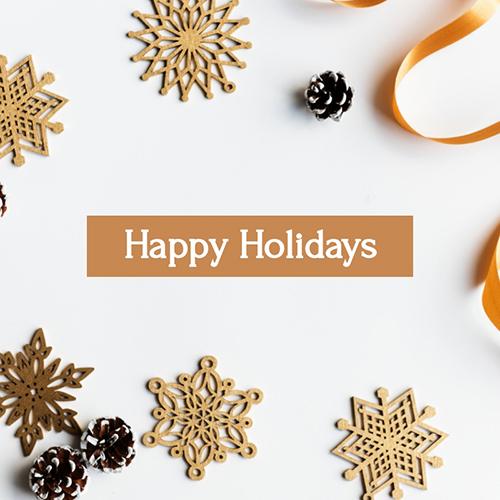 Enjoy Your Christmas Blog Graphic Medium Template