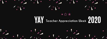 Teacher Appreciation Week Facebook Cover Template