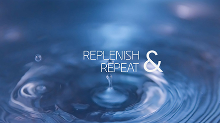 Replenish and Repeat Template