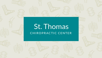 Chiropractic Center - Business Card Template