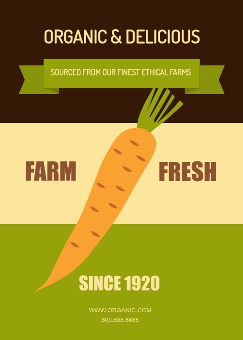 Farm Fresh - Flyer Template