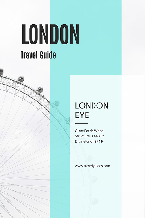 Travel Guide London Template