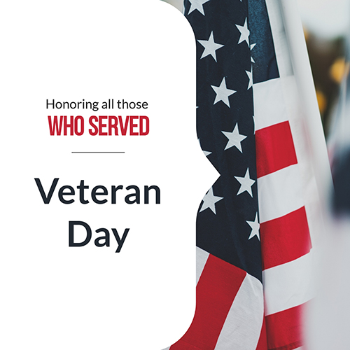 Veteran Day Template