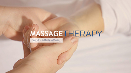 Massage Therapy Template