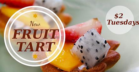 Fruit Tart  Template