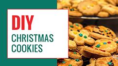DIY Cookies Template