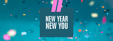 New Year New You Facebook Cover Template