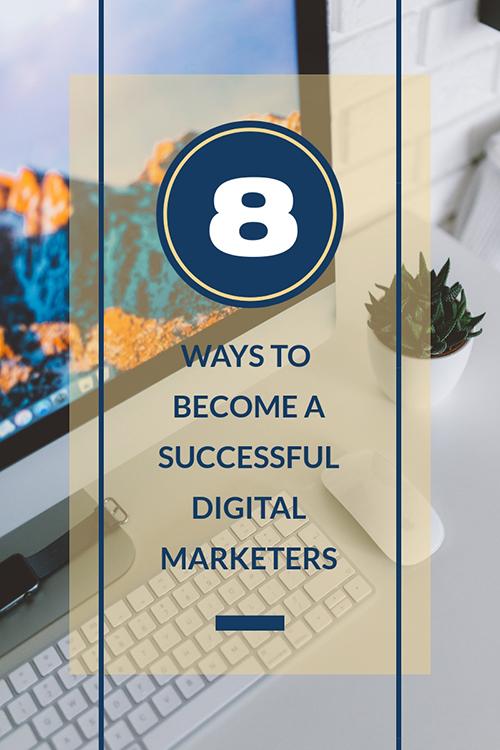 Digital Marketers Template