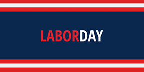 Labor Day Twitter Post Template