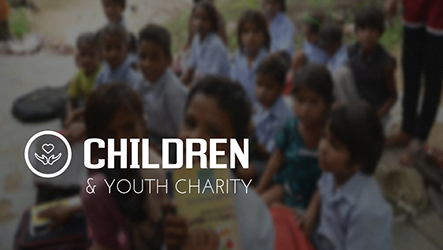 Children and Youth Charity Template