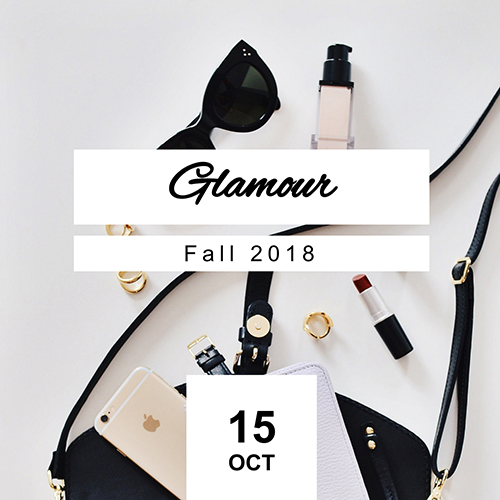 Glamour Template