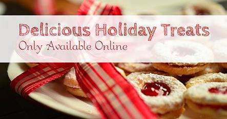 Holiday Treats Template