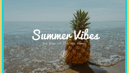 Summer Vibes Template