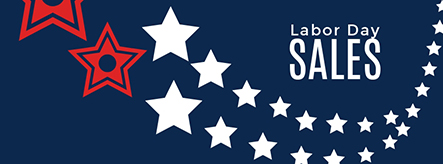 Labor Day Sales Facebook Cover Template