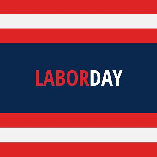 Labor Day Blog Graphic Medium Template