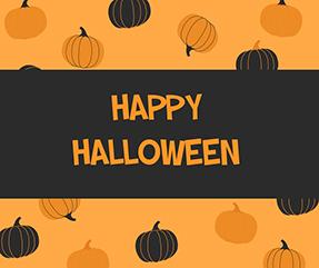 Happy Halloween - Facebook Post Template