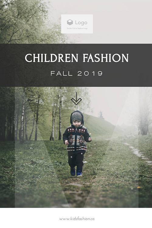Kids Fashion Template