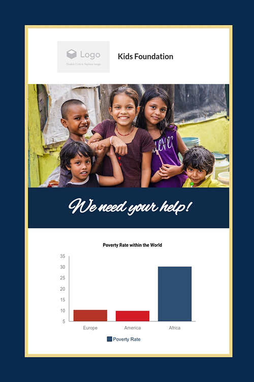 Kids Foundation Template