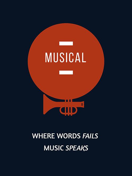 Music Speaks Template