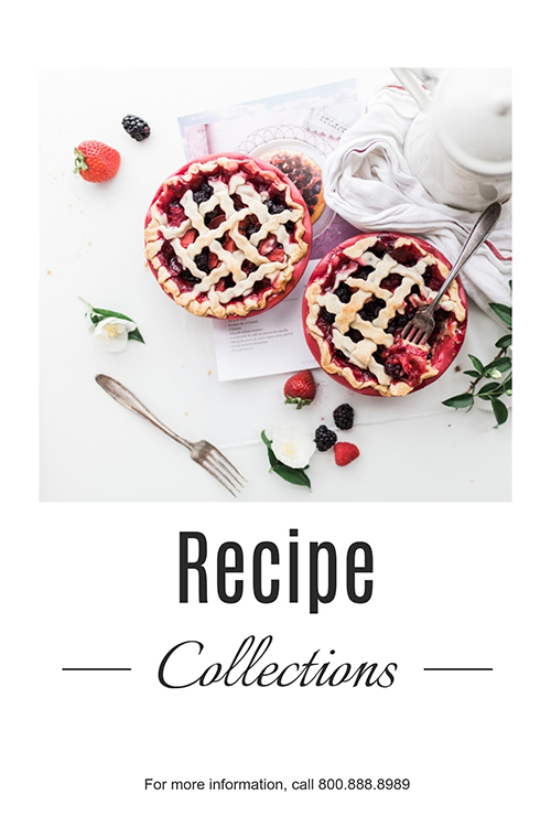 Recipe Collections Template