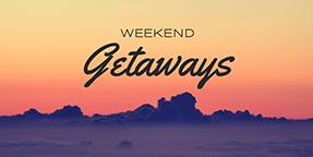 Weekend Getaways Twitter Post Template