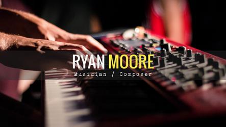 Musician Keyboard Template