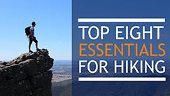 Hiking Essentials Template