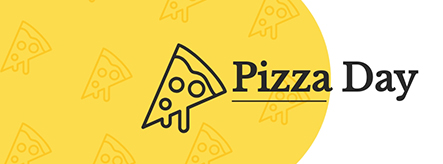 Pizza Day Facebook Cover Template