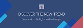 High Spend Technology Email Header Template