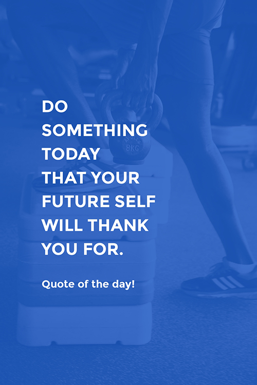 Fitness Quote Template