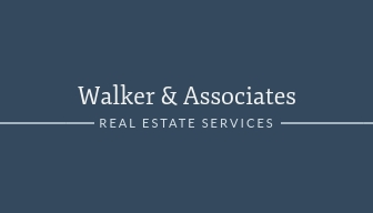 Real Estate Services - Business Card Template