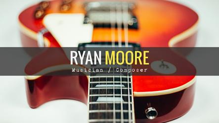 Musician Guitar Template