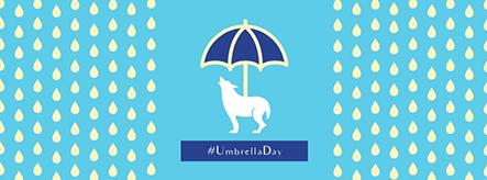 Umbrella Day Facebook Cover Template
