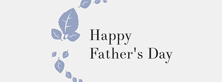 Happy Father's Day Facebook Cover Template