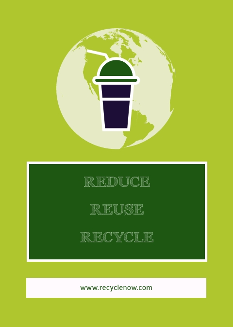 Recycle - Flyer Template