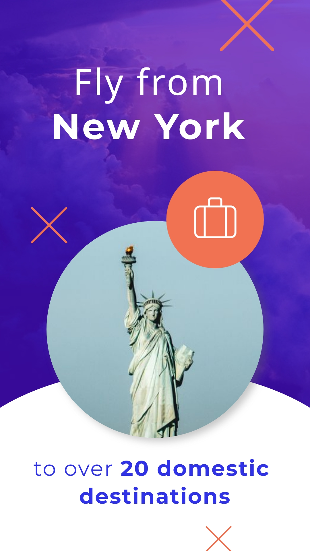 Airlines - Instagram Video Ad Template