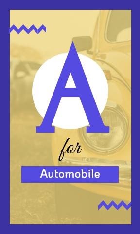 Alphabet Flashcard Template