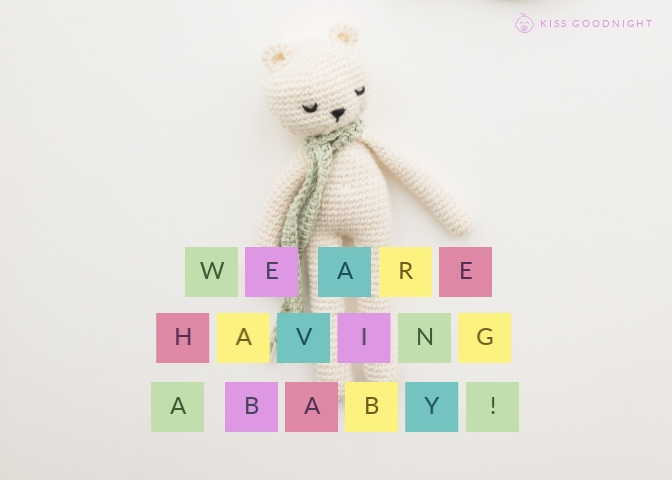 Baby Greeting Card Template