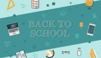 Back to School - Gift Card Template