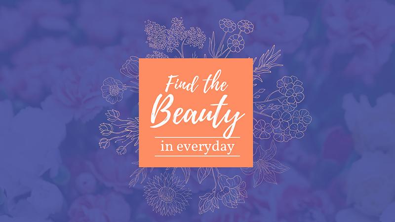 Beauty Wallpaper Template