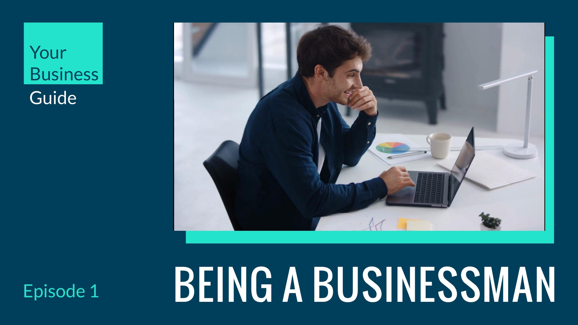 Being a Businessman - Intro Template