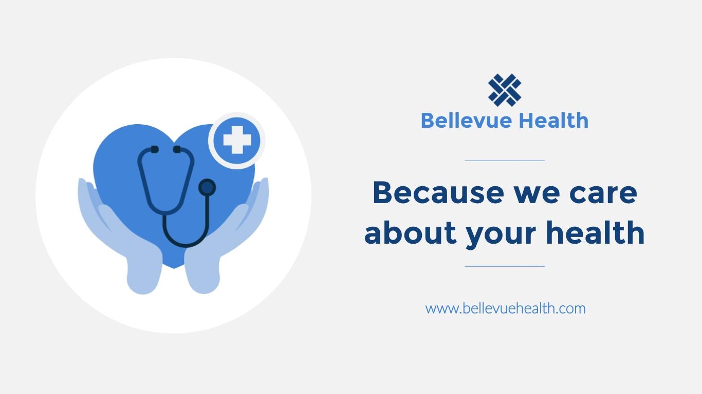 Bellevue Health Wide Template