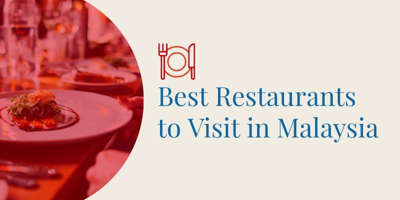 Best Restaurants to Visit Blog Graphic Header Template