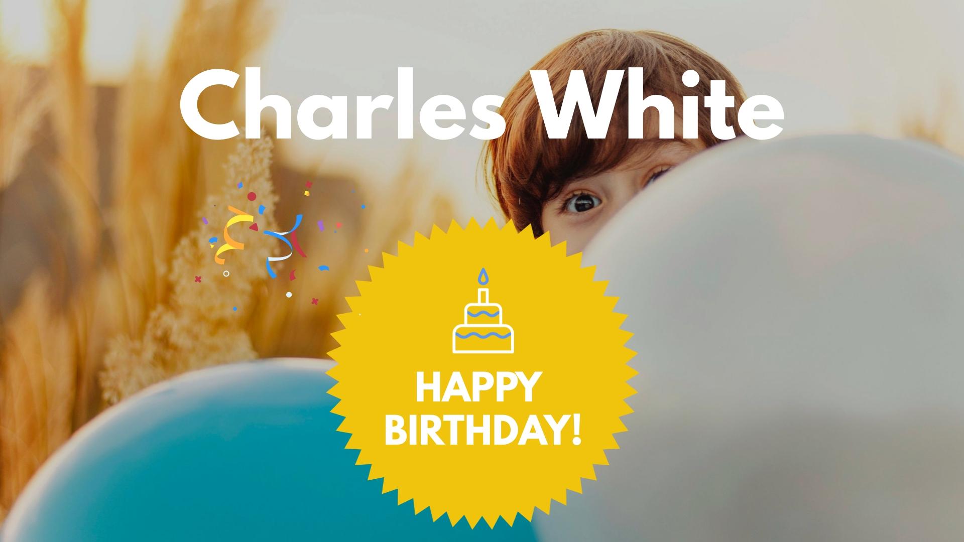 Birthday - Photo Video Template