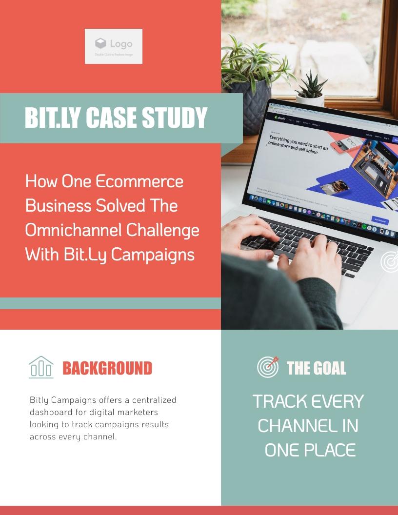 Bit.ly Case Study Template
