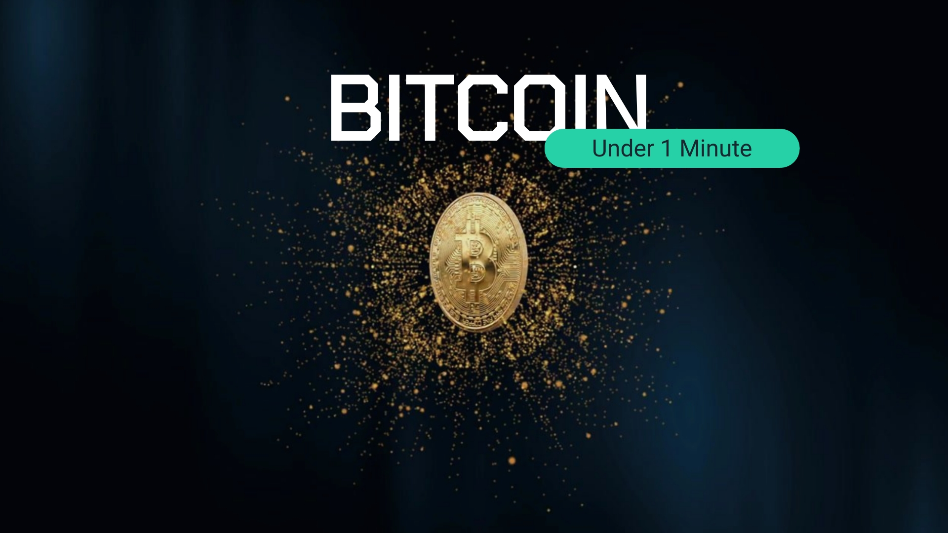 Bitcoin - Explainer Video Template