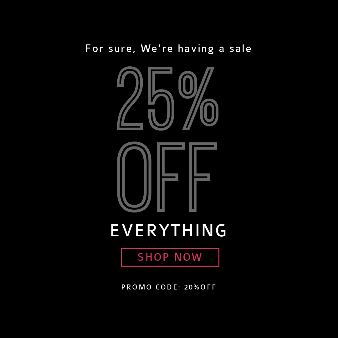 Black Friday Shop Now Instagram Post Template