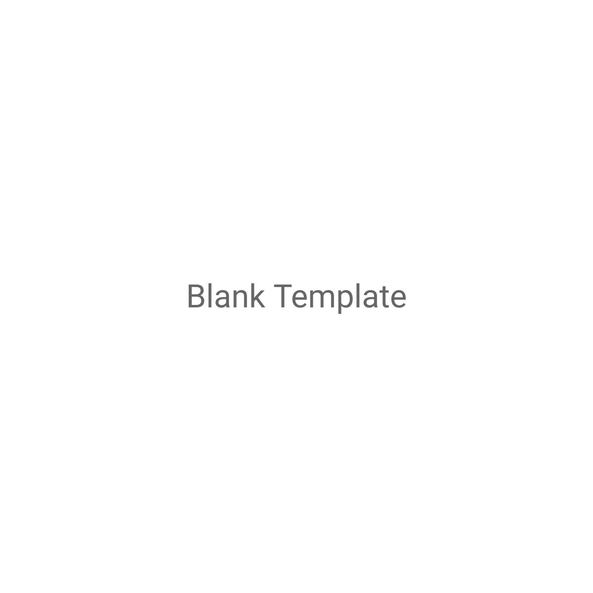 Blank Template LinkedIn Posts Template