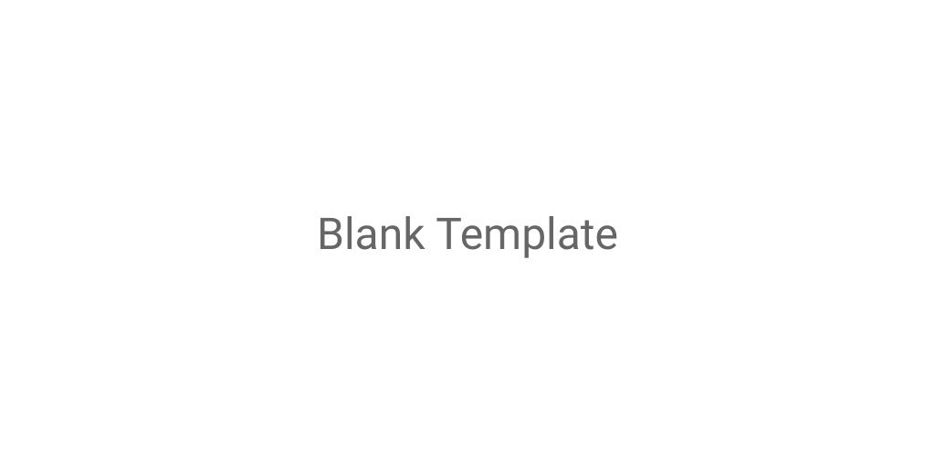 Blank Template Website Headers Template