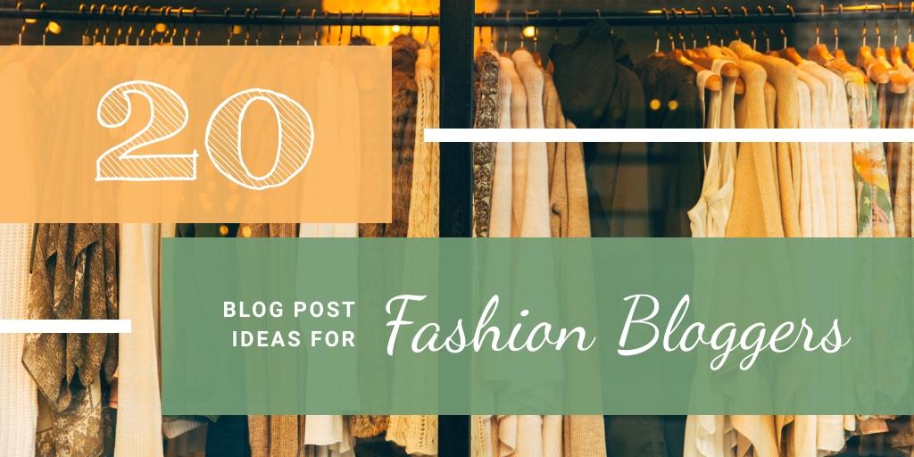 Blog Post Ideas Twitter Post  Template
